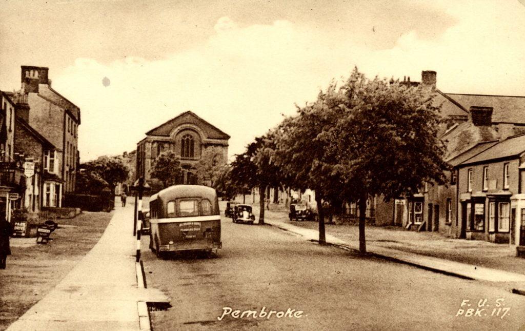 Pembroke East End c1950